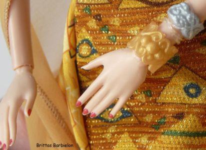 Gustav Klimt Barbie Bild #11