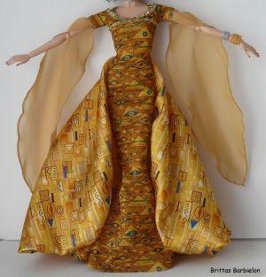 Gustav Klimt Barbie Bild #13
