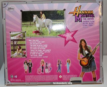 2009 Hanna Montana The Movie - Miley & Blue Jeans