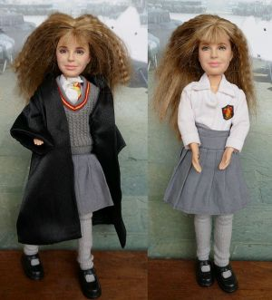 2001 Hermione Granger,Soccerers Stone & Magical Powers