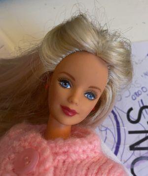1999 Style Barbie, blonde #20766 Mackie Mold Variant