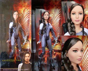 Jennifer Lawrence as Katniss, Catching Fire 01