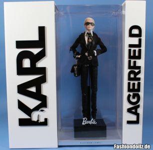 Karl Lagerfeld Barbie - Box