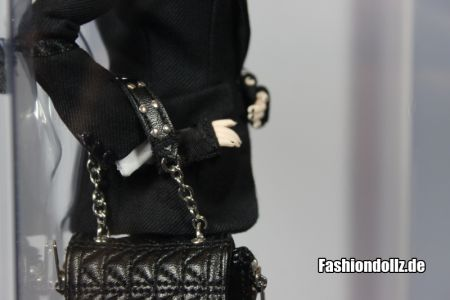 Karl Lagerfeld Barbie - Details Fotos 02