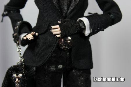 Karl Lagerfeld Barbie - Uhr