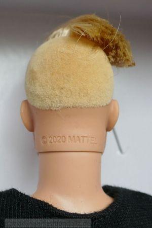 2020 Headmark Barbie Looks GTD90, Model #5