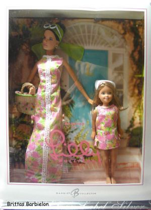 Lilly Pulitzer Barbie® and Stacie® Giftset Bild #01