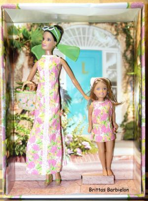 Lilly Pulitzer Barbie® and Stacie®