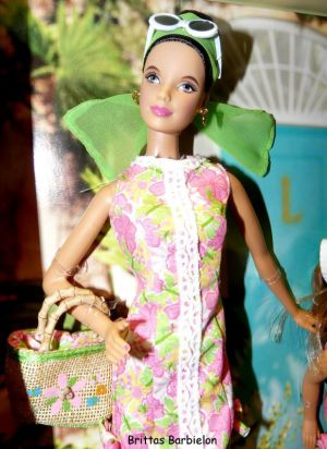 Lilly Pulitzer Barbie® and Stacie® Giftset Bild #05