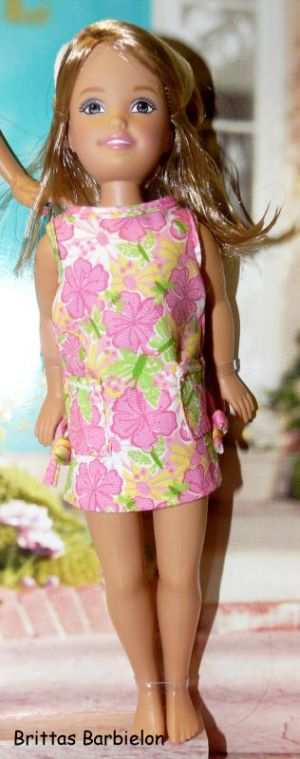 Lilly Pulitzer Barbie® and Stacie® Giftset Bild #06