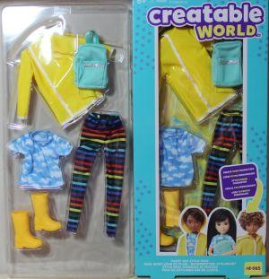 Mattel Creatable World, Fashion Pack rd -065