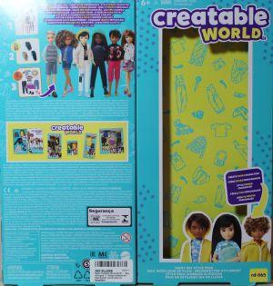 Mattel Creatable World, Fashion Pack rd-065