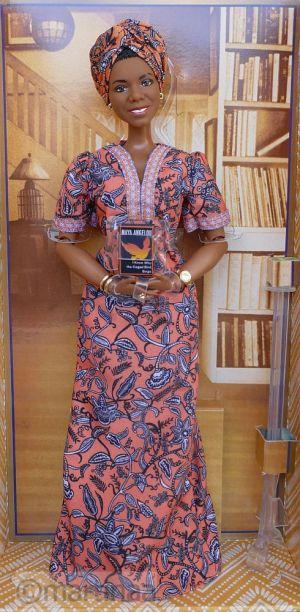 2021 Barbie Inspiring Women - Maya Angelou #GXF46