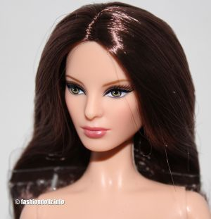 Basics Collection 002, Barbie Model 14 T7737 mit Louboutin Face