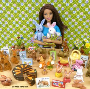 Ostern in Barbielon