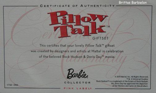 Pillow Talk - Doris Day & Rock Hudson Set Bild #06