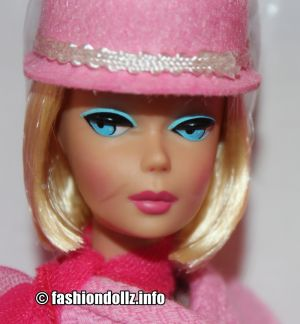 2012 Paris Convention Barbie - Passport to Pink Repro