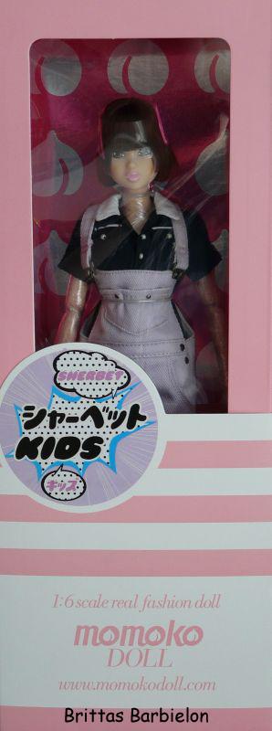 Sherbet Kids Momoko Doll Sekiguchi Bild #01