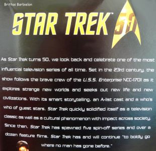 Star Trek 50th Anniversary Bild 25