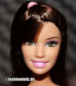 2010 KidPicks Toys'R'Us Fashion Set Barbie, brunette T3539