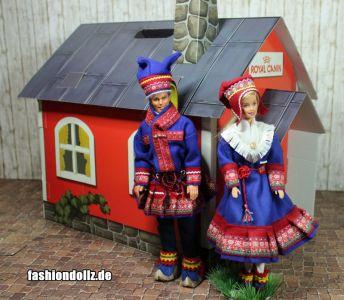 Tapsan Tapuli Lappland Barbies 22