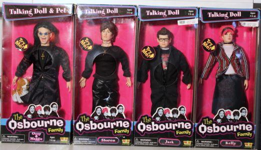 The Osbourne Family (2002)