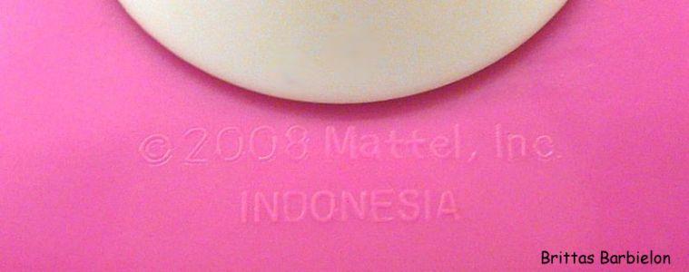 Tische und Stühle von Mattel Bild #015