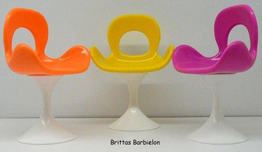 2009 Stühle der Pop Life Collection, Mattel