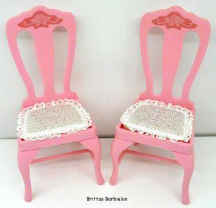 Tische und Stühle von Mattel Bild #024