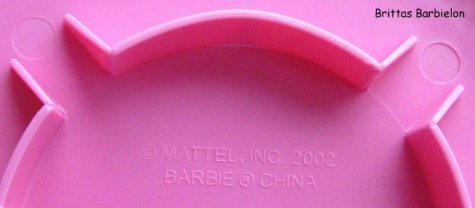 Tische und Stühle von Mattel Bild #044