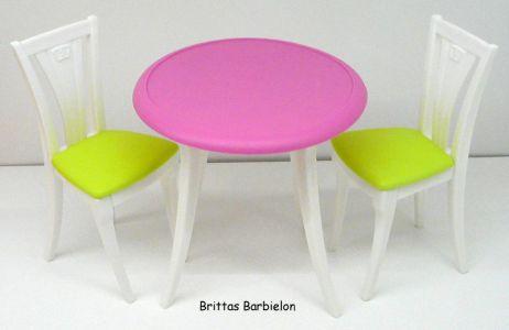 Tische und Stühle von Mattel Bild #045