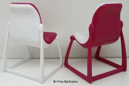 Tische und Stühle von Mattel Bild #058
