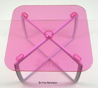 Tische und Stühle von Mattel Bild #061