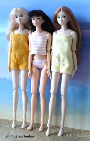 Wake up Momoko Doll Sekiguchi Bild #01