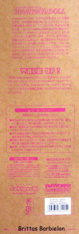 Wake up Momoko Doll Sekiguchi Bild #04
