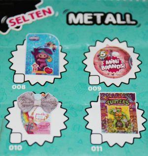 ZURU - 5 Surprise, Toy Mini Brands, Sammel-Guide 008-011