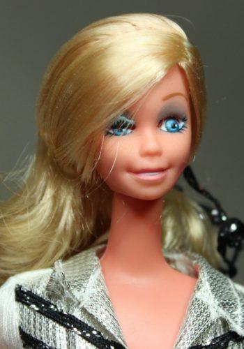 ©1980 Barbie Winking Western