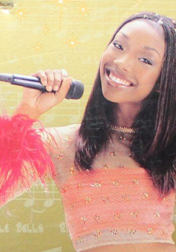 2000 - 2001 Brandy Norwood