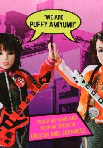 2005 Puffy AmiYumi Barbies