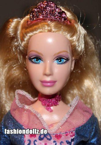 2006 Barbie Sleeping Beauty