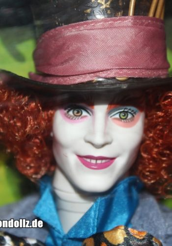 2010 Johnny Depp, Mad Hatter