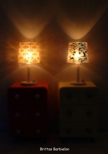 Lampe+Kommode Re-Ment