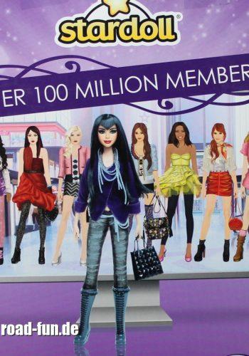 Stardoll by Mattel - die virtuellen Models als Barbie