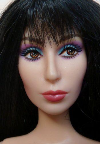 2001 Cher Barbie by Bob Mackie