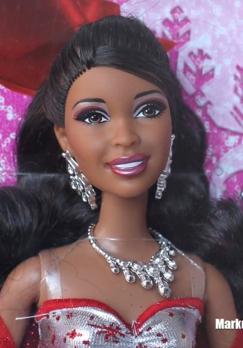 2011 Holiday Sparkle Barbie AA