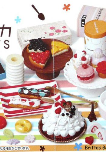 Re-Ment Eki Naka Sweets, 2012