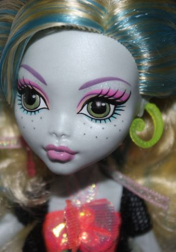 2012 Monster High Picture Day