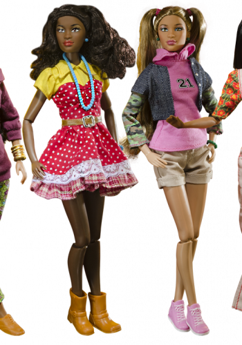 Prettie Girls - The One World Doll Project