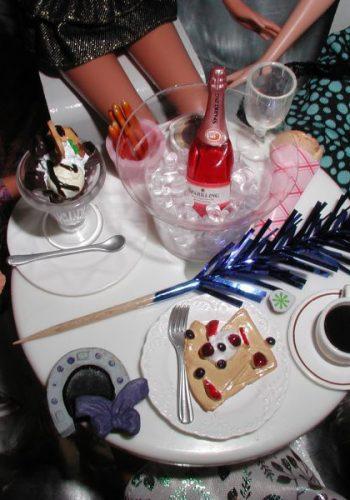 Silvesterparty in Barbielon
