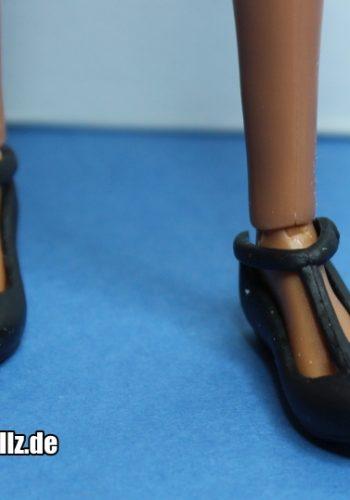 Barbies neue (flexi) Füße